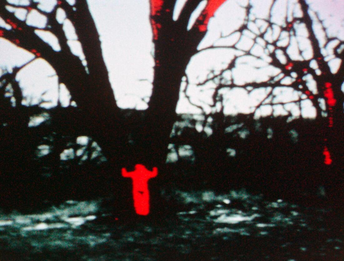 Energy Charge 1975 Ana Mendieta Film 16 mm