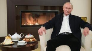Поправки, принятые к Конституции, позволили «обнулить»  президентские сроки Владимира Путина