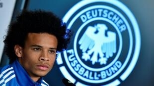 Manchester City winger Leroy Sane says he hopes to exorcise the disappointment at missing out on Germany's World Cup squad.