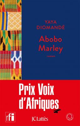 Couverture du premier prix littéraire Voix d'Afriques.