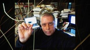 """Emanuel Pimenta expõe """"O Infinito da Arquitetura"""" na Bienal de Arquitetura de Veneza."""