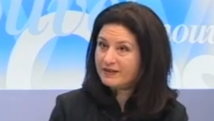 L'Obs correspondent Ursula Gauthier on France 24 TV