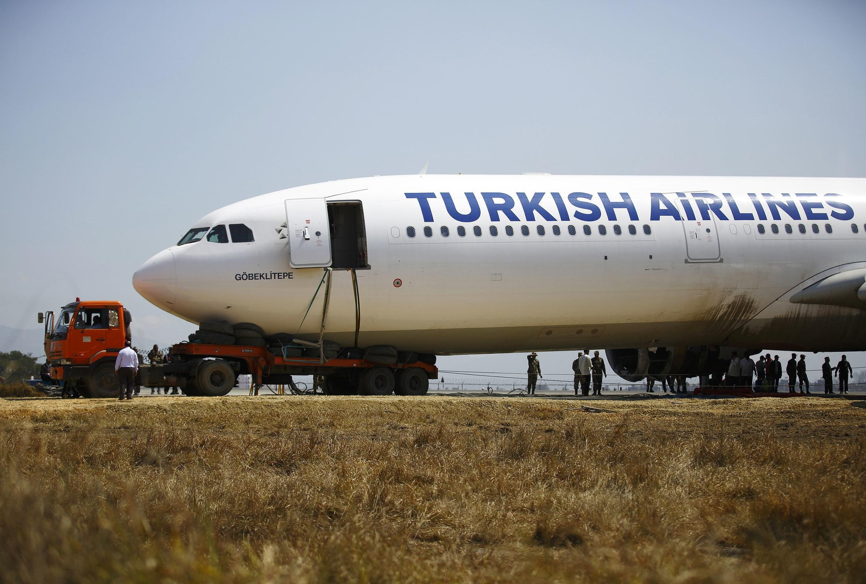 Le nouvel aéroport d'Istanbul, censé être l'un des plus grand du monde, sera l'occasion pour Turkish Airlines de poursuivre sa croissance.