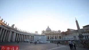 梵蒂岡聖彼得廣場和聖彼得大教堂