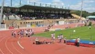Pista de Atletismo em França