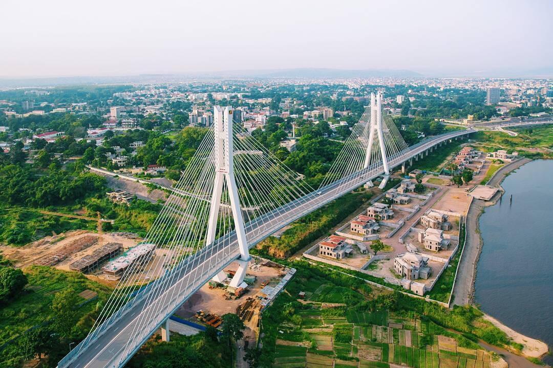 Une vue de Brazzaville (image d'illustration).