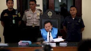 Tòa án  Tòa án Jakarta đã bác bỏ kháng án của hai công dân Úc, ngày 06/04/2015.