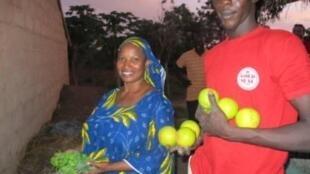 Le jardin agro-écologique d'Oumar Diabaté, à une trentaine de kilomètres de Bamako, est une expérience unique.