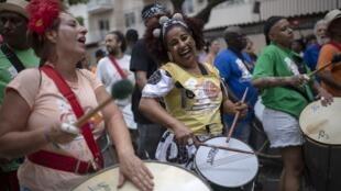 Lễ hội Carnaval Rio de Janeiro, Brazil, khai mạc ngày 01/03/2019.