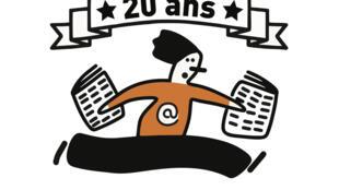 Le courrier des Balkans fête ses 20 ans.