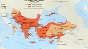 دولت سلجوقی آناتولی و امپراتوری بیزانس