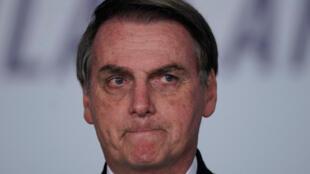 Le président brésilien Jair Bolsonaro souhaite commémorer le coup d'Etat militaire de 1964.