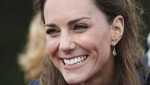 Lost her sense of humour? Kate Middleton