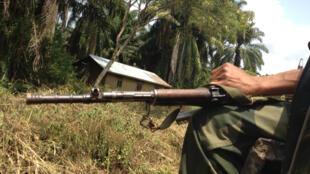 Kamango était considéré comme l'un des plus dangereux du territoire, situé dans le triangle de la mort, il est aujourd'hui surmilitarisé. C'est la principale voie d'accès à la zone d'opérations contre les ADF et une route secondaire d'accès à l'Ouganda.