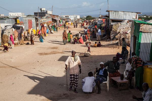 La Somalie est plongée dans le chaos depuis 1991, et doit notamment faire face depuis 2007 aux insurgés islamistes radicaux shebabs, affiliés à Al-Qaïda. (Image d'illustration)