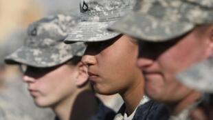 Des militaires américains seront les instructeurs de l'armée malienne à Gao, dans le nord du pays.