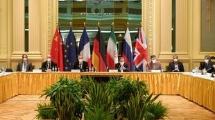 The talks involved EU officials and representatives from Britain, China, France, Germany, Russia and Iran