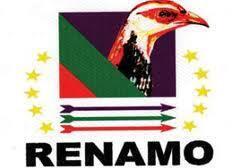 Logótipo da Renamo, prinipal partido de oposição em Moçambique.