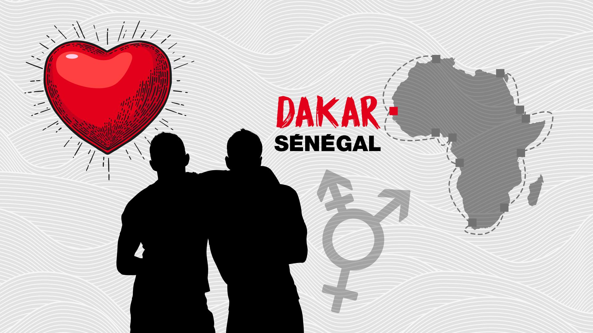 Dakar, la capitale du Sénégal.