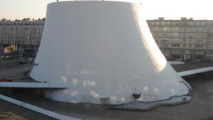 A Casa de Cultura em Le Havre, projetada por Oscar Niemeyer, homenageará o arquiteto, que morreu nesta quarta-feira (5).