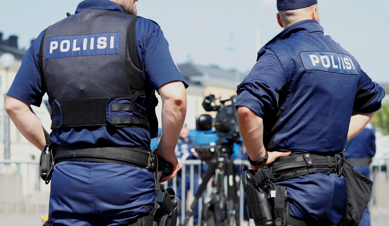 Le premier somme entre les numéros un russe et américain à Helsinki (Finlande) ce lundi 16 juillet est placé sous haute sécurité.