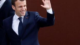 Как пишет французское издание L'Obs, Эмманюэль Макрон с российскими шпионами на территории Франции действует «более жестко и ловко», чем его предшественник Франсуа Олланд