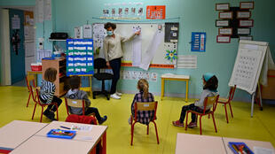 Education secretary Jean-Michel Blanquer has urged teachers to report any incidents where they believe French laws on secularism in schools have been broken.