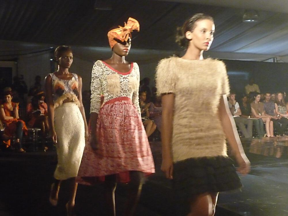 L'art et la mode, c'est une manière de présenter le Soudan du Sud différemment, loin des guerres et de la politique.