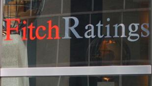 Fachada da agência Fitch Ratings que rebaixou novamente a nota da Grécia.