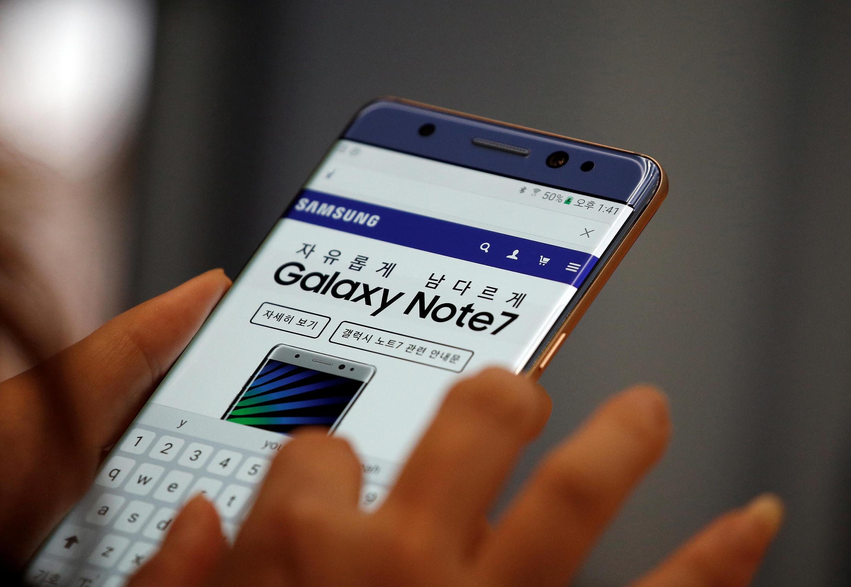 Cerca de 2,5 milhões de telefones Galaxy Note 7 foram recolhidos do mercado pela Samsung por causa do risco de explosão de suas baterias.