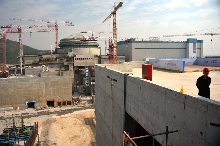 中国广东台山核电站