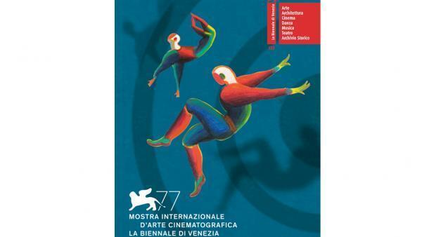 L'affiche officielle de la Mostra de Venise 2020, plus ancien festival international de cinéma.