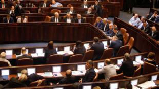 La Cour suprême a ordonné l'organisation d'un vote ce mercredi 25 mars pour élire un nouveau président du Parlement en Israël.