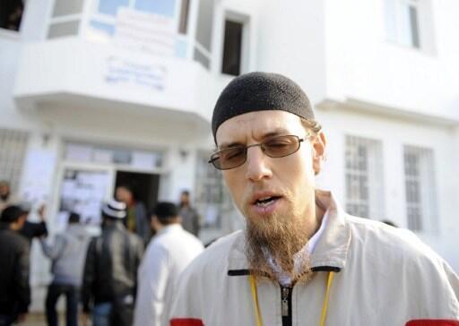 Mohamed Bakhti, militant salafiste décédé samedi 17 novembre 2012.