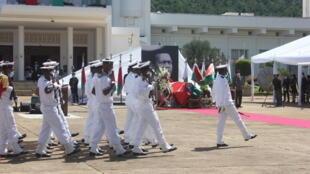 Amiral Didier Ratsiraka - Palais d'État de Iavoloha
