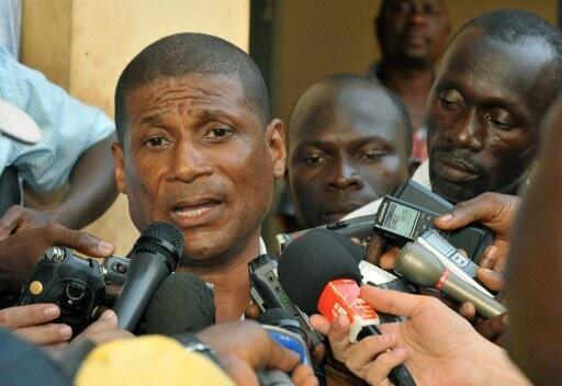 Fernando Vaz, porta-voz do Governo da Guiné Bissau