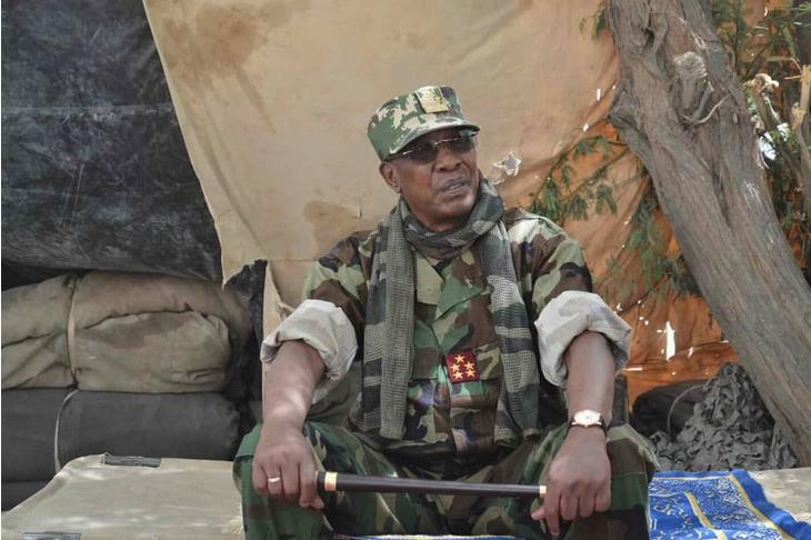 Raisa wa Chad, Idris Deby, Aongoza mapambano dhidi ya Boko Haram.