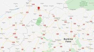L'axe Mopti (au Mali) - frontière burkinabè est gangréné par la présence des jihadistes.