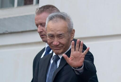 Liu He, who has led China's trade negotiations with the United States, will visit Washington from January 13