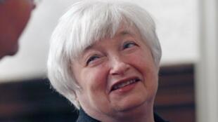Janet Yellen, présidente de la Fed, pourrait évoquer une hausse des taux à partir de l'année prochaine, mais en tenant compte des prévisions qu'elle va publier pour la croissance, l'inflation et le chômage.