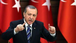 رجب طیب اردوغان، رئیس جمهوری ترکیه