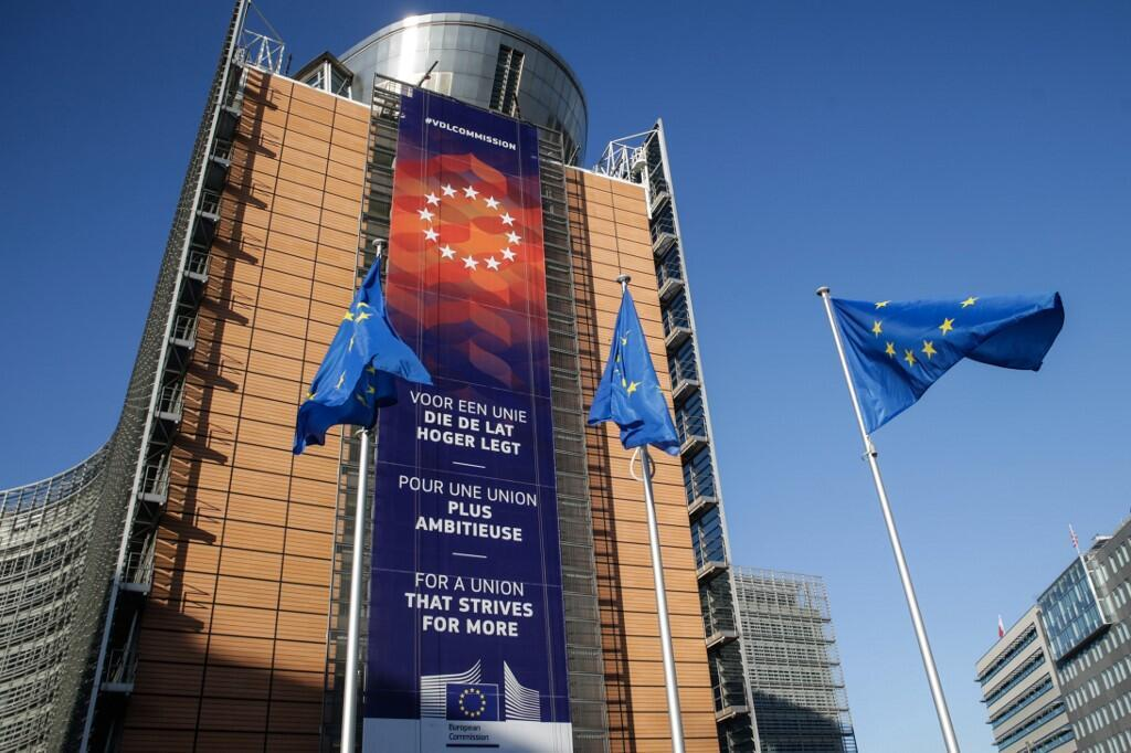 La commission européenne à Bruxelles, le 3 décembre 2019
