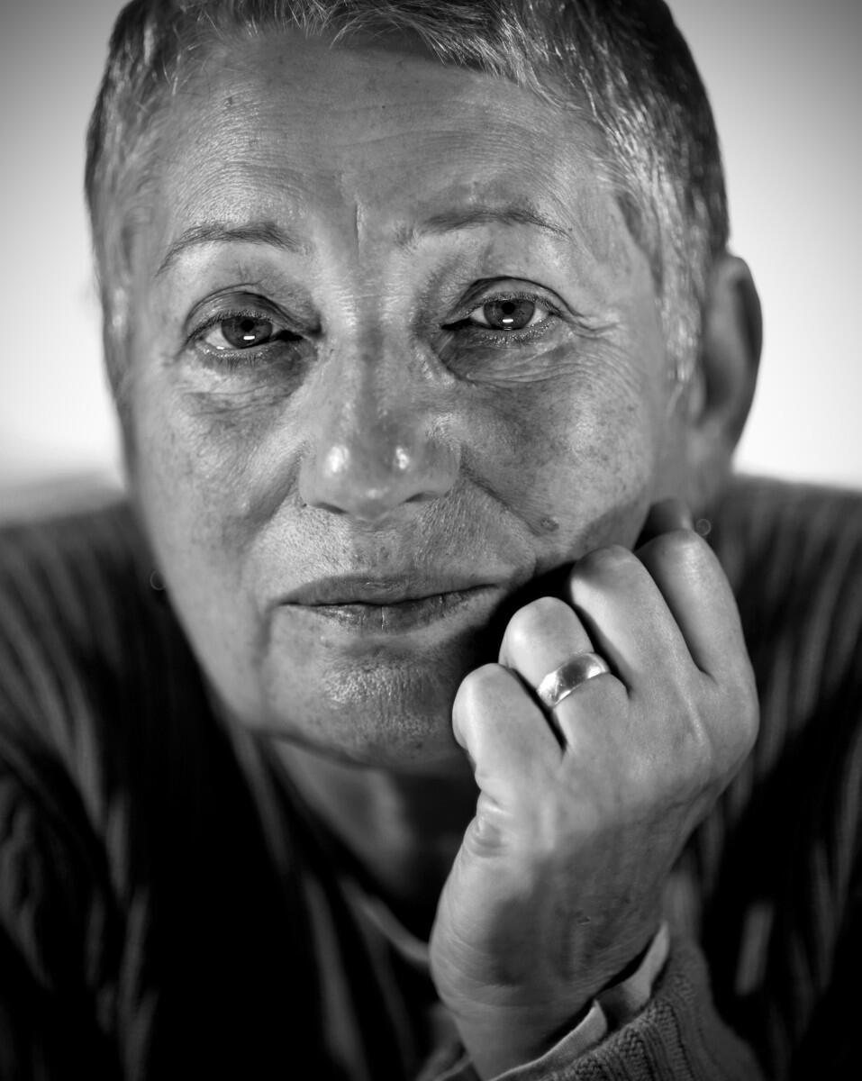 Людмила Улицкая: «Ячеловек независимый, мне сама идея начальства неприятна, и янехотелабы, чтобы уменя были подчиненные».
