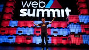 Cimeira de tecnologia e empreendedorismo Web Summit