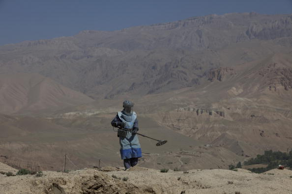The bodies of seven of the 28 kidnapped deminers have been found