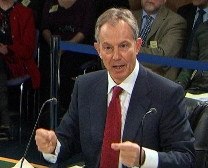 Tsohon Pri Ministan Britaniya, Tony Blair