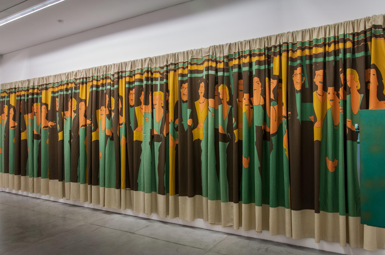 Decoraciones de interiores; Beatriz Gonález, 1981.