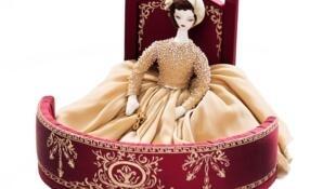 Anna, por el diseñador Georges Hobeika.