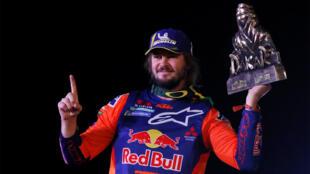 L'Australien Toby Price (KTM) a remporté, le 17 janvier 2019, l'édition 2019 du Dakar en catégorie moto.