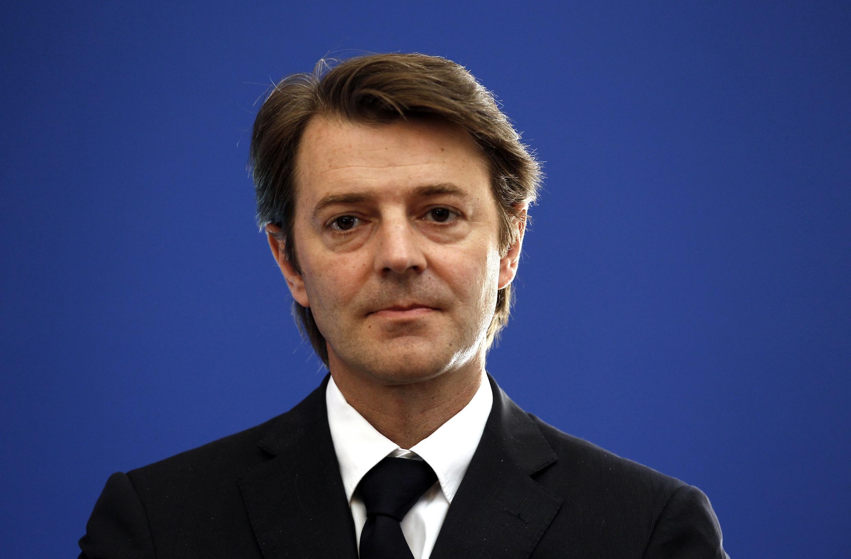 លោករដ្ឋមន្ត្រីក្រសួងសេដ្ឋកិច្ចនិងហិរញ្ញវត្ថុបារាំង François Baroin